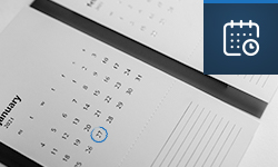 Teaser Servicetermin - Kalendar